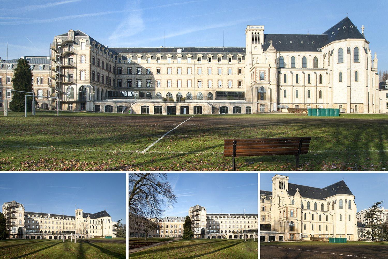 Lyc e sainte genevi ve private school versailles - Lycee sainte genevieve versailles portes ouvertes ...