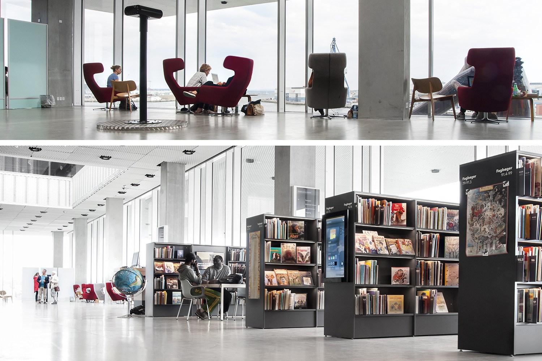 """Nominerade till""""årets Bibliotek u201d"""