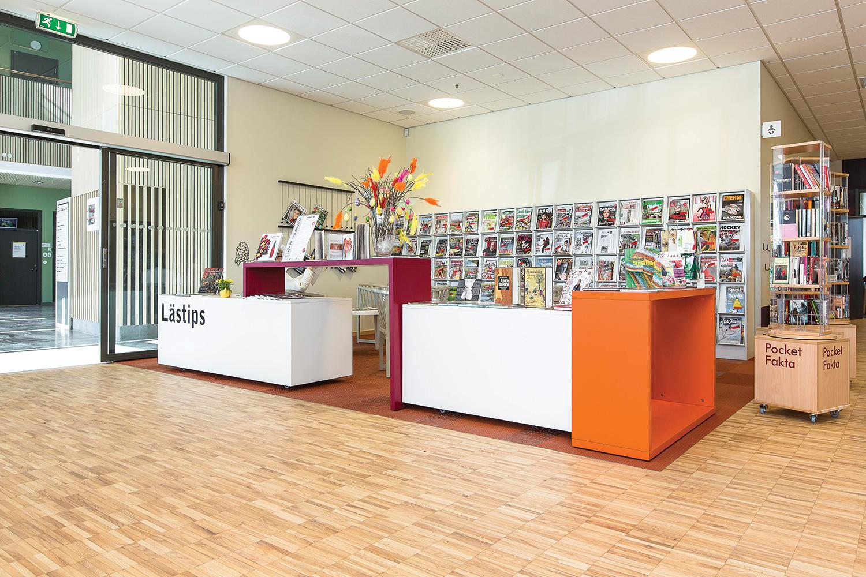 Knivsta offentliga bibliotek